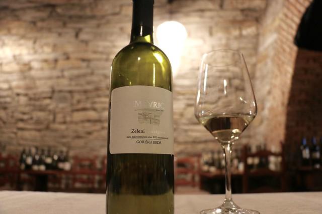 Goriška Vinoteka Brda (Mavric winery)
