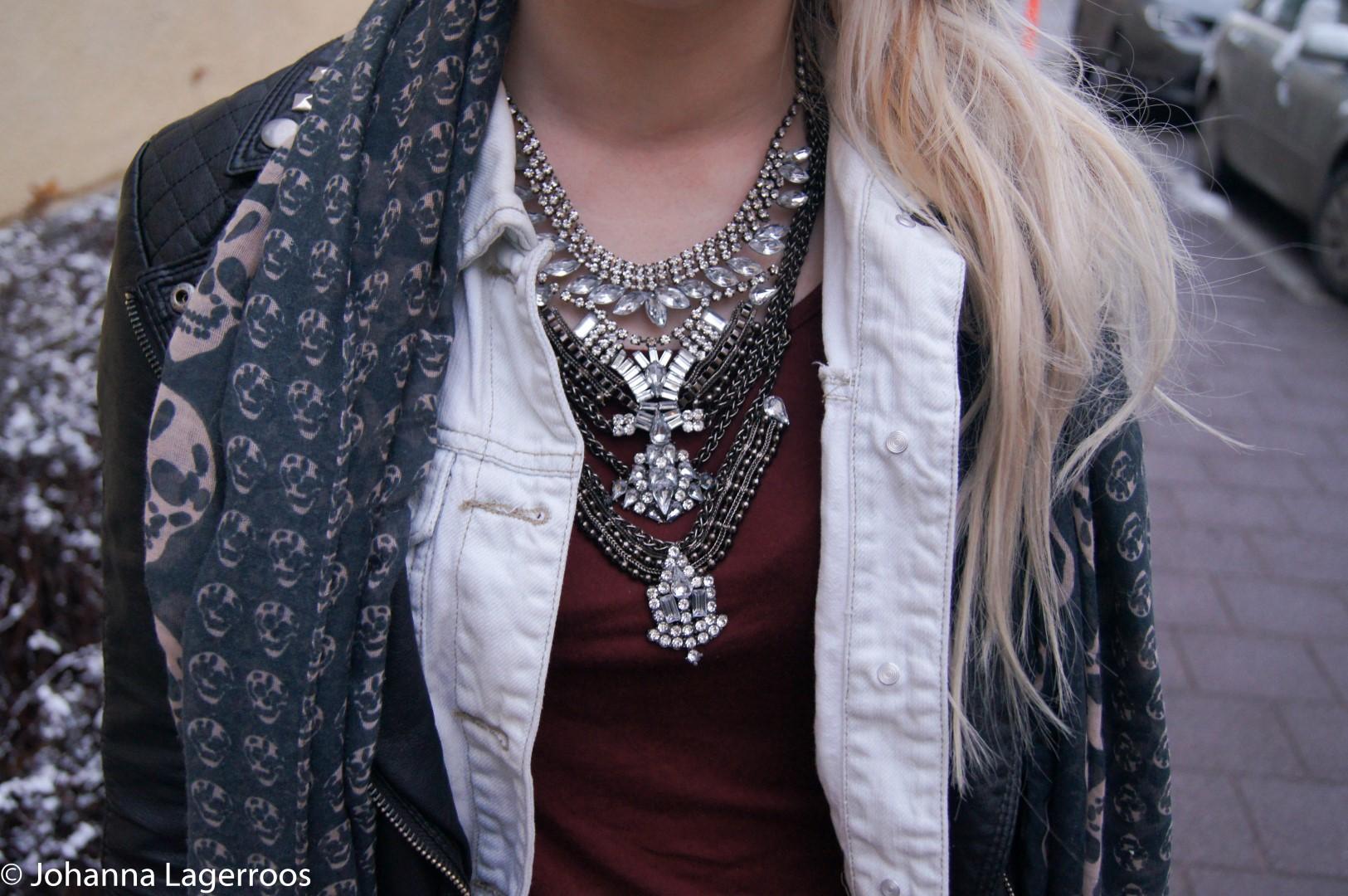 mirina hailey necklace