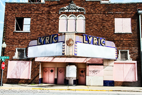old georgia theater lyric waycross warecounty