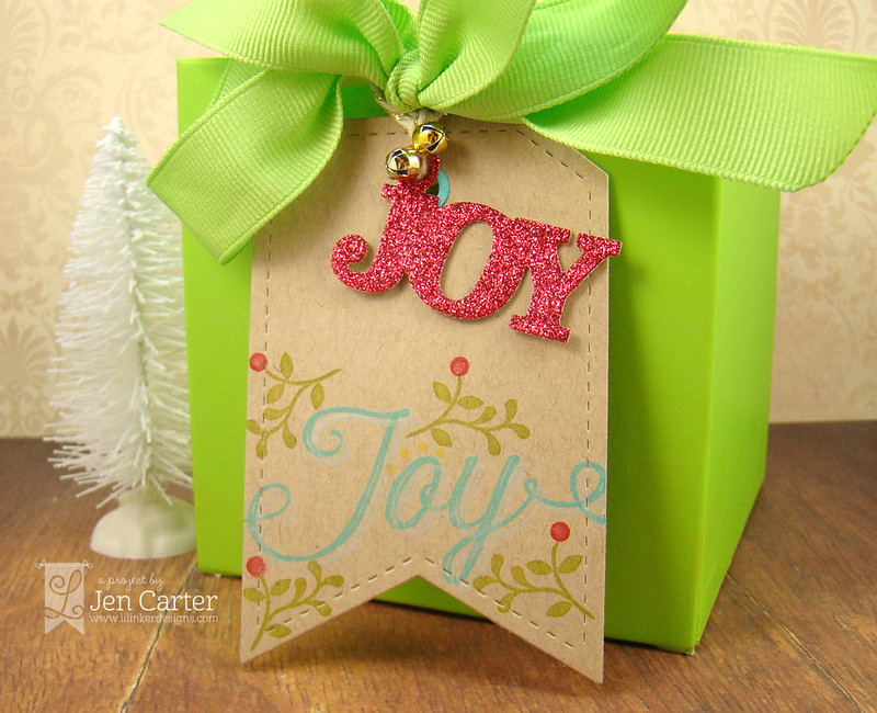 Jen Carter Joy Tag Closeup 2