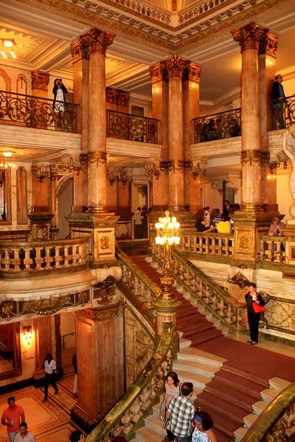 Teatro Municipal de Río de Janeiro