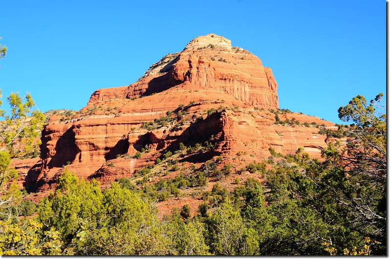 The Red Rock is taken from the Boynton Canyon Trailhead 1