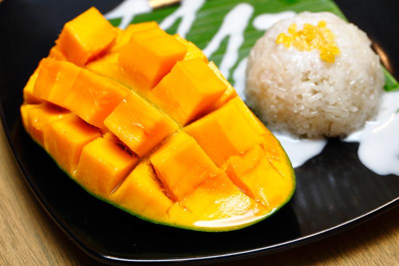 Mango Aloha Classic Sticky Rice