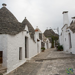 Trulli Houses in Alberobello's UNESCO Site - Puglia, Italy