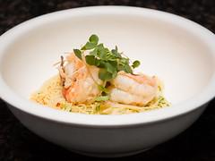 Sautéed Shrimp Scampi