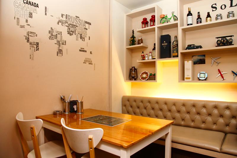 Sola-Pocha Private Room