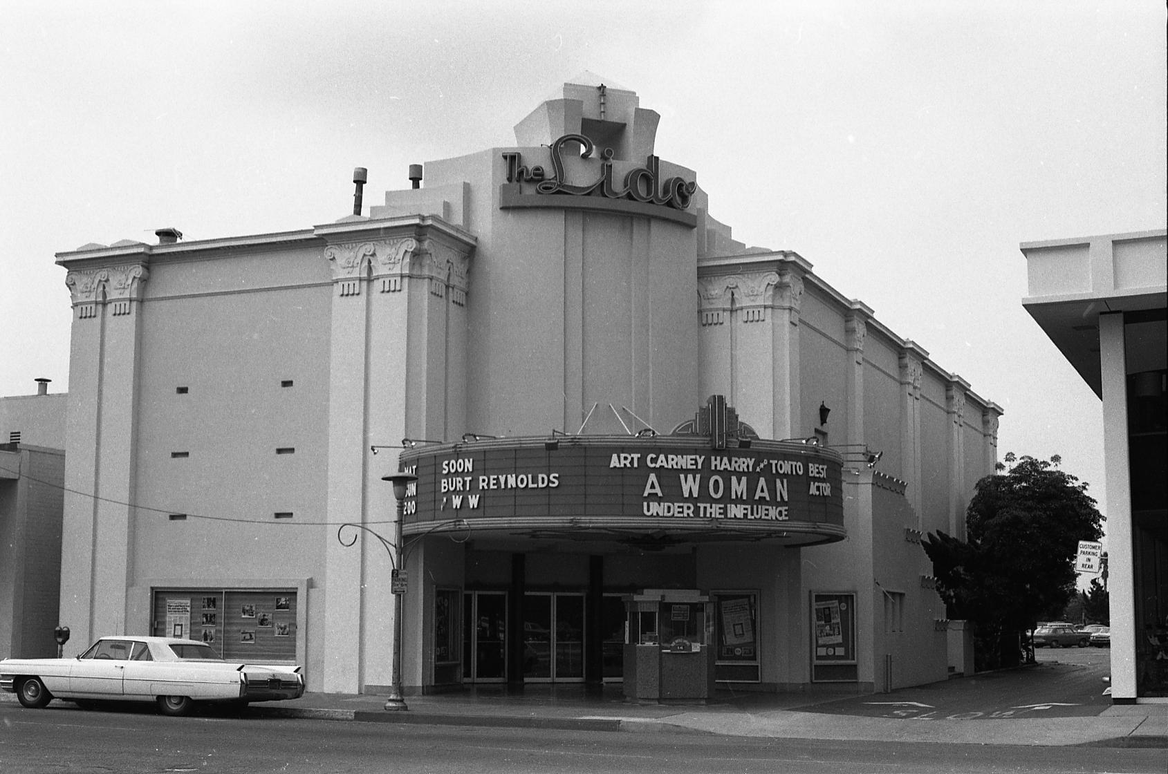 Regency Lido Theatre in Newport Beach, CA - Cinema Treasures