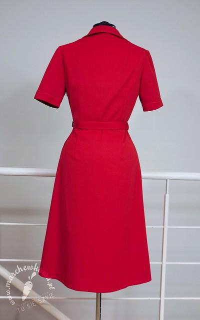 diolen, vintage, dress, 1960s