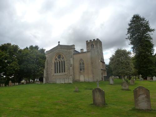 Abbey Church of St Leonard grounds