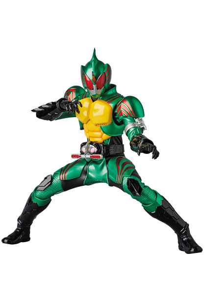 RAH GENESIS 《假面騎士Amazons》假面騎士Amazon Omega!仮面ライダーアマゾンオメガ