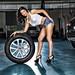 Miss Auto Zuerich 2017 - Kalender by Model-Space