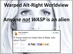 Warped Alt-Right Worldview