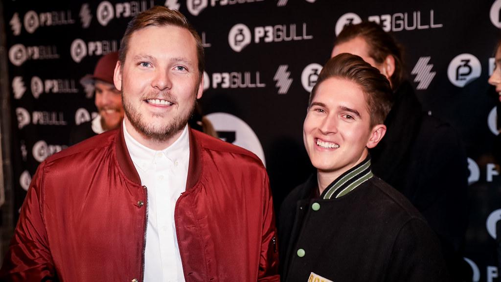 Niklas Baarli fra Verdens Rikeste Land og kjæresten Benjamin er klare for høstens største musikkfest.