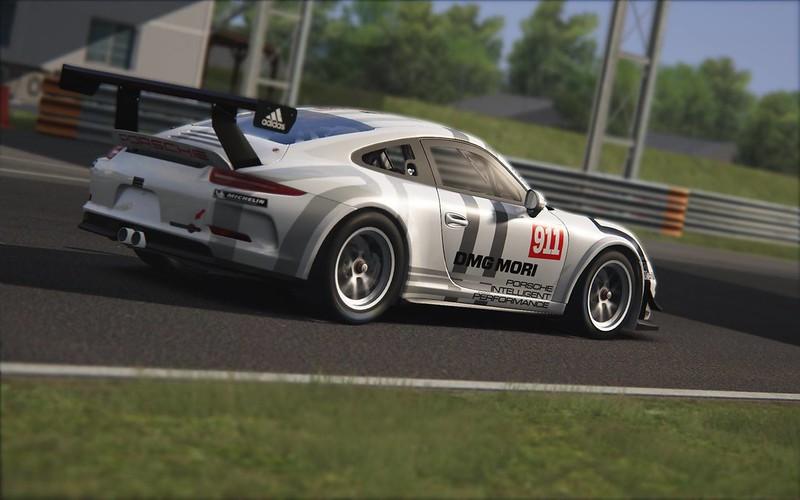 Porsche 911 GTA