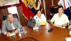 COE ofreció rueda de prensa: Se suspenderá el servicio de agua potable en la ciudad