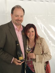 Me and Lawrence Lohr Chard Symposium