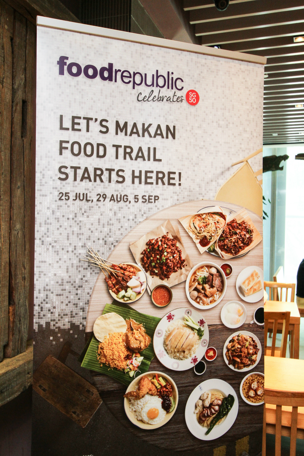 """Let's Makan"" Food Trail by Food Republic"