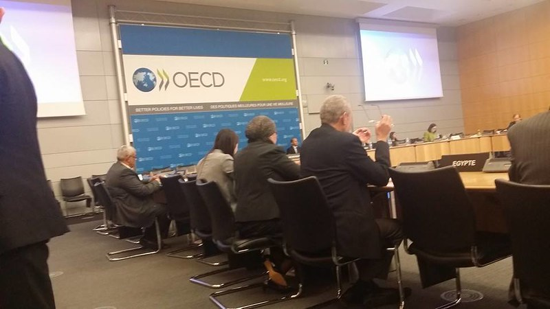 OECD MENA Forum: Idea Factory and steering group meeting