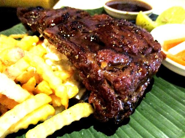 Jack Pork signature BBQ ribs 2