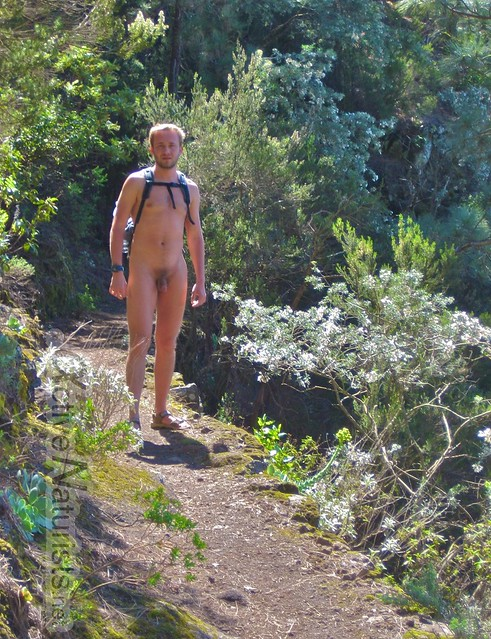 naturist 0006 Tenerife, Canary Islands, Spain