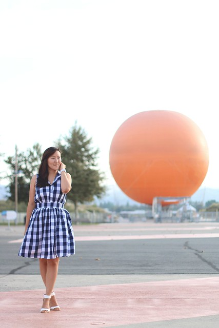 simplyxclassic, gingham, check, checkered dress, chic wish, chicwish, summer, orange county, mommy blogger, fashion blogger, style blogger
