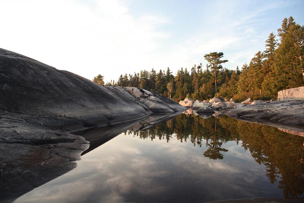 Lake Superior - Rock Pool