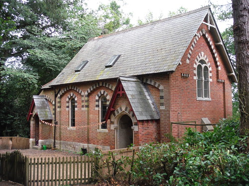 Converted Chapel, Ridge hamlet