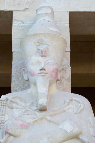 Hatshepshut's Memorial Temple at Deir el Bahri