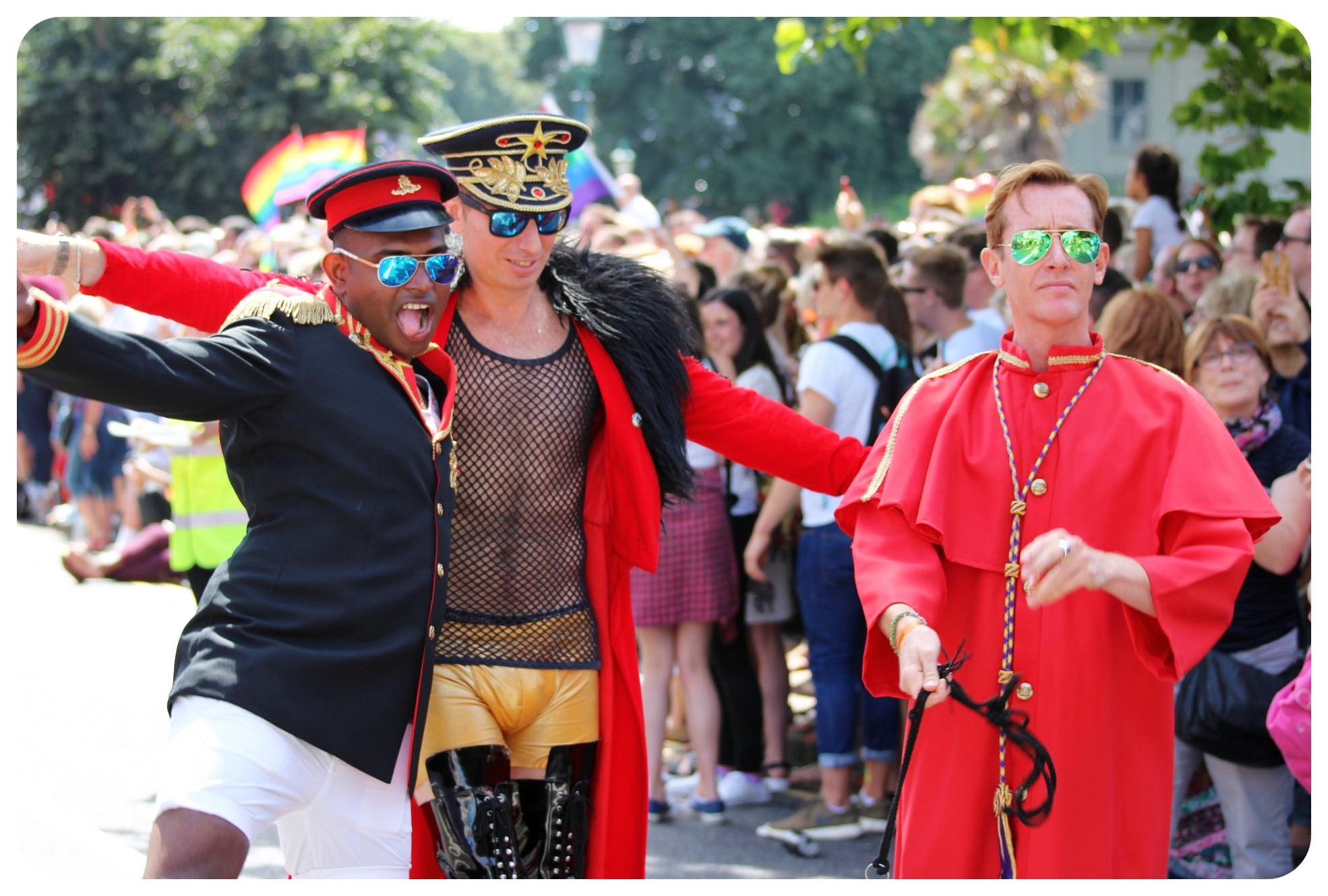 brighton pride parade