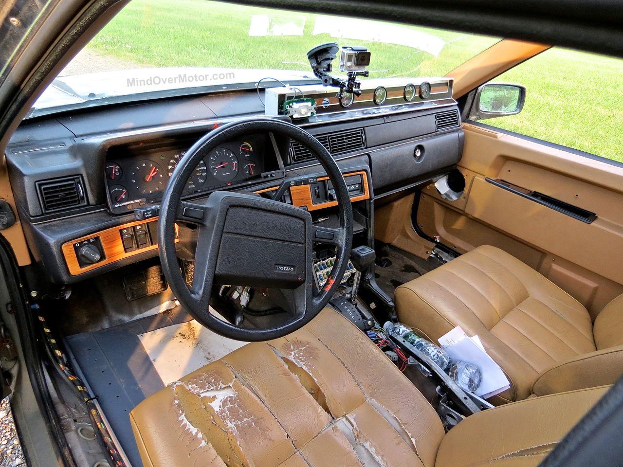 Frankenstein V8 Volvo 5