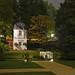 William Paca House, Annapolis, MD. Photo courtesy Outdoor Illumination, Inc.