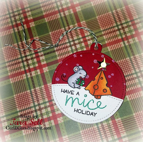 Lawn Fawn & Simon Says Stamp STAMPtember Exclusive Merry Christmouse #lawnfawn #simonsaysstamp #stamptember