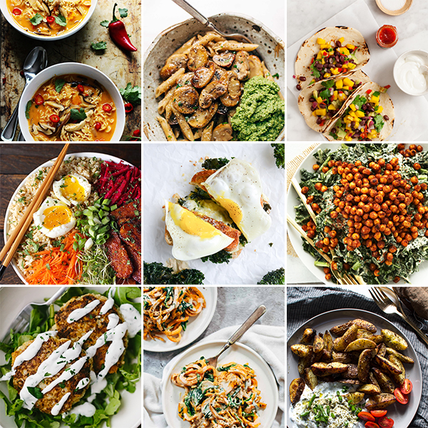 Easy Vegan / Meatless Recipes