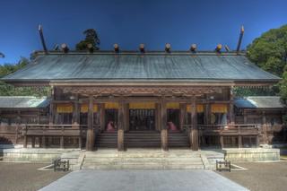 Miyazaki Jingu Shrine on OCT 25, 2015 (4)