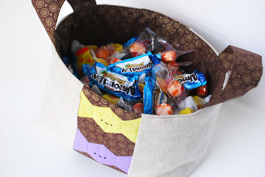 EPP Halloween Candy Basket