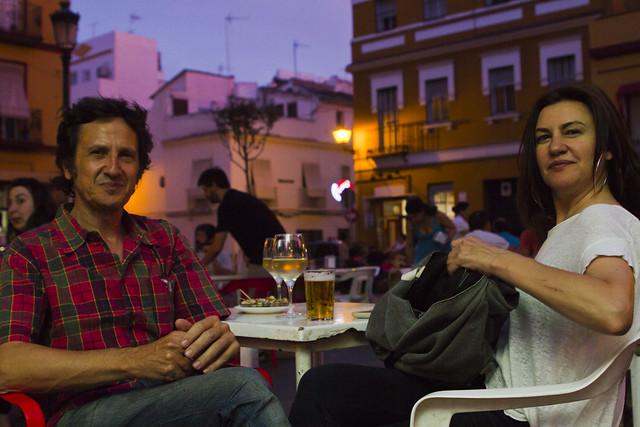 Antonio y Maite, Sevilla, Andalucia (2015)