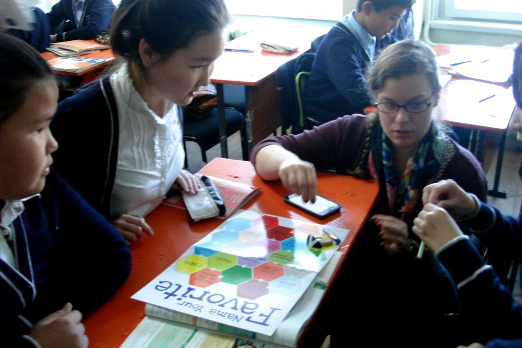 Activate Games with Local High School | English Language Fel… | Flickr