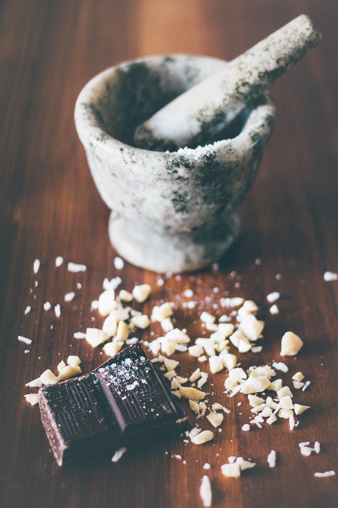 Riskakor med mörk choklad | Matildigt