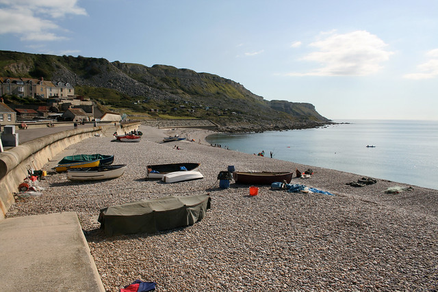 Chesil Cove, Portland