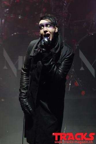 Marilyn Manson @ X-TRA - Zurich
