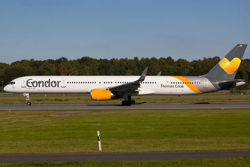 Condor - B753 - D-ABOK (1)