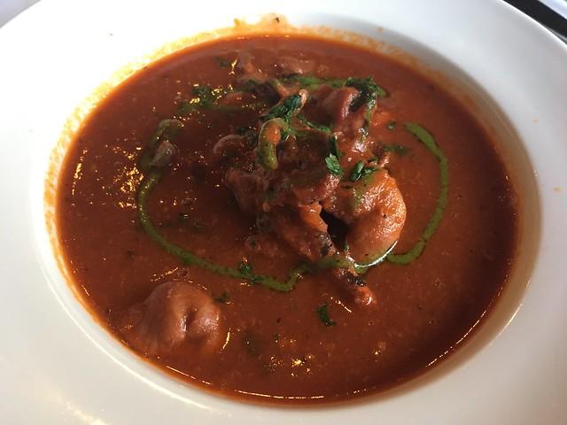 Baby octopus stew - La Ciccia