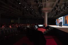 Ian Robinson, Mark Little, Mike Lehmann and Anil Gaur, Java Keynote, JavaOne 2015 San Francisco