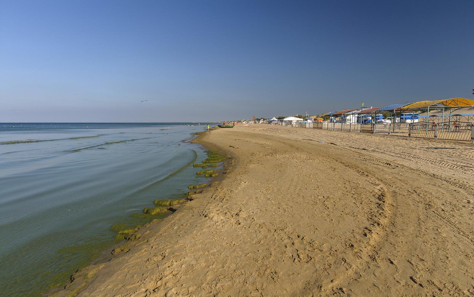 Пляжи Анапы 2018: песчаные, галечные, для детей, дикие 40
