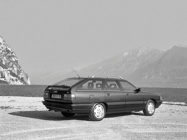 Универсал Audi 100 C3 Avant. 1988 – 1990 годы