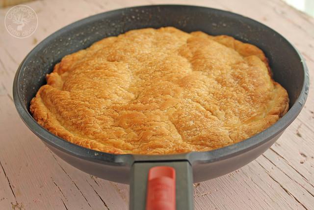 Tatin de manzanas www.cocinandoentreolivos.com