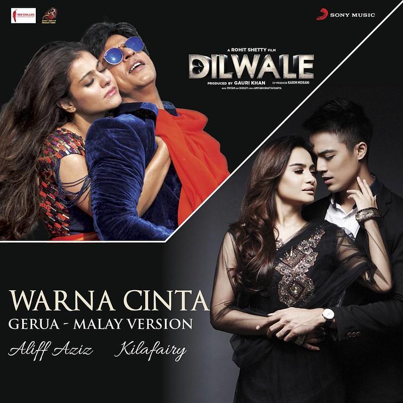 Pada malam ni Budiey.com dijemput oleh Sony Music Malaysia untuk menonton filem hindustan terbaharu lakonan Shah Rukh Khan & Kajol berjudul DILWALE. Acara santai menonton DILWALE bersama Aliff Aziz, Kilafairy dan rakan selebriti ini bersempena dengan sebu