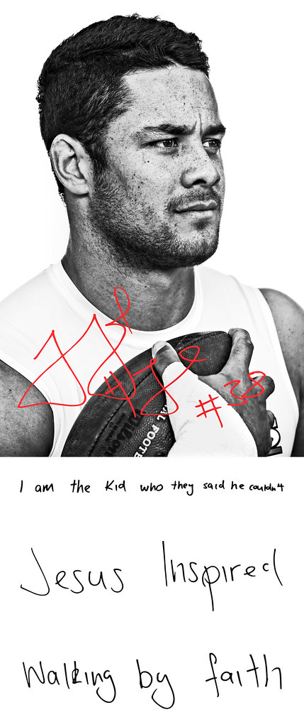 #49ersSpotlight: Jarryd Hayne