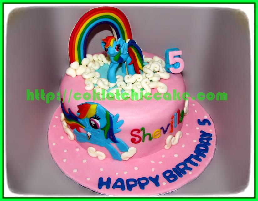 Cake My Little Pony