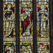 Small photo of Tuxford St Nicholas, Stained glass window